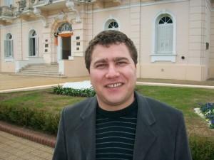 Concejal Maximiliano Felice.