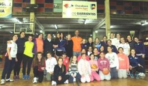 Club Fénix de Basquet Femenino.