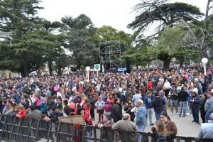 Más de 10 mil personas acompañaron los festejos de los 150 años