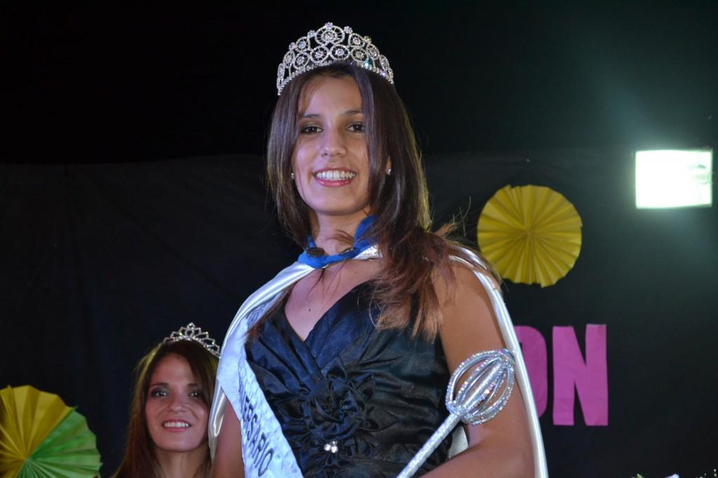 Adelanto: 8/3/15- Valeria Kuss, Reina del 130º Aniversario de Rawson.