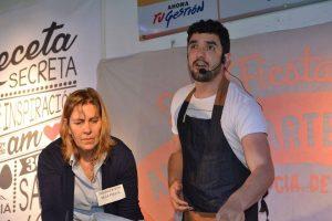 El Chef, Gonzalo Fuentes en la fiesta