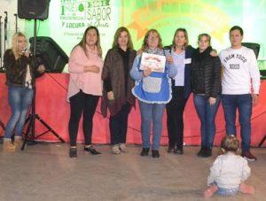 Premiación de la 2º Fiesta del Alfajor Artesanal en Rawson