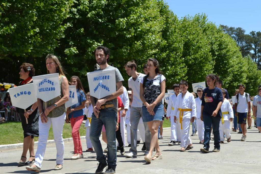 Escuela de Actividades Culturales de Rawson.