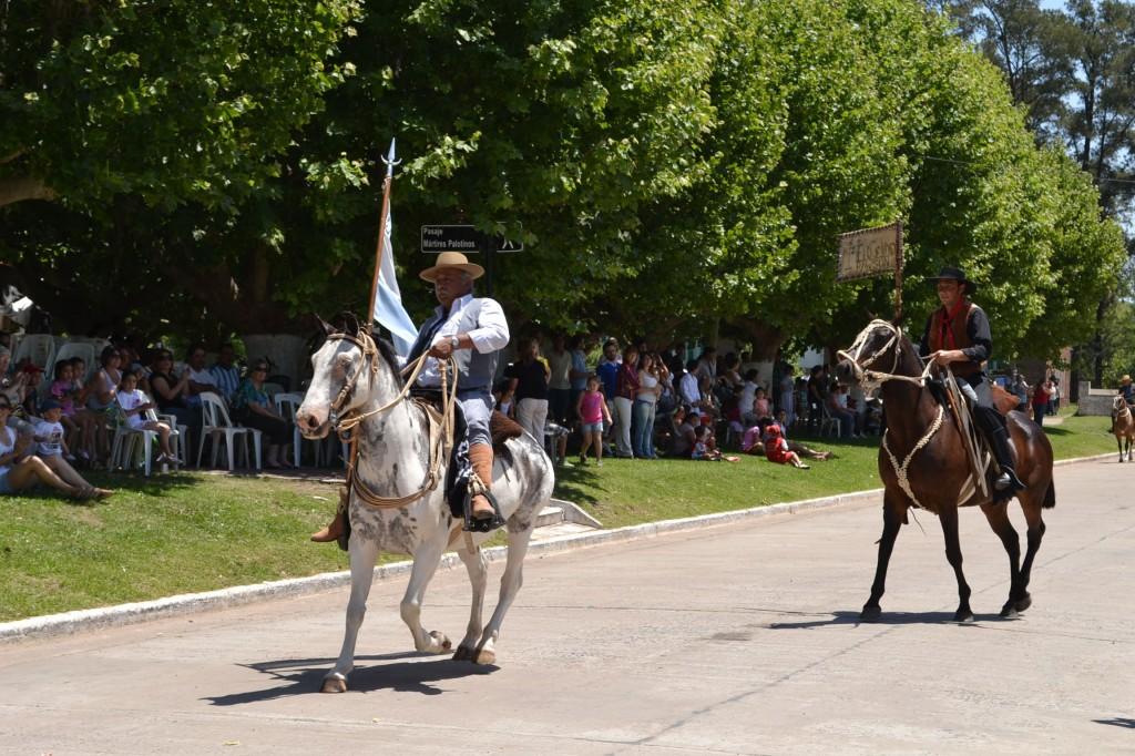 Desfile Criollo.