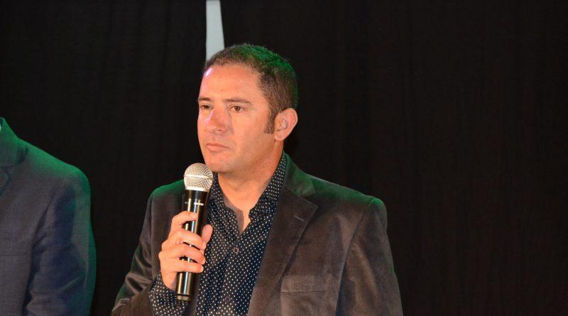 Juan Carlos Gómez, Delegado Municipal de Rawson