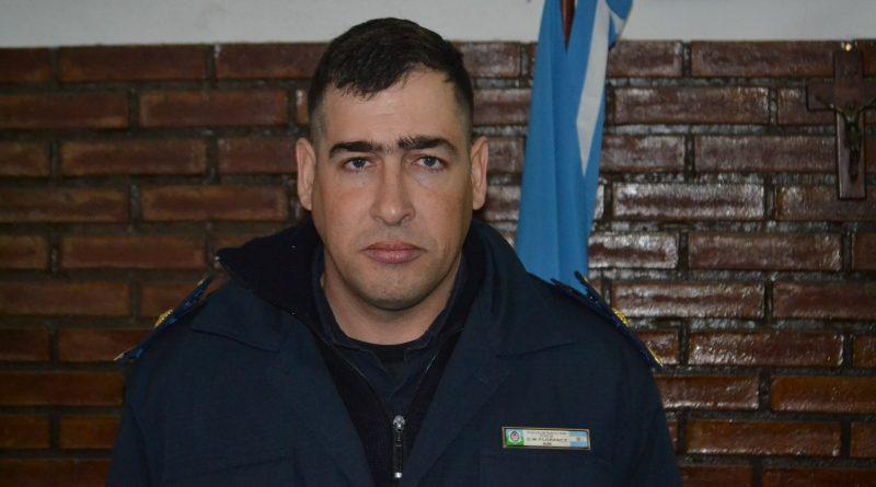 Subcomisario, Diego Florance