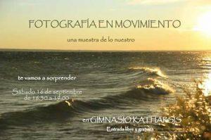 """Fotografía en Movimiento"""""""