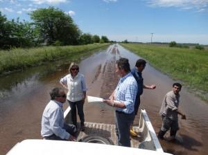 Funcionarios en Castilla por canales clandestinos.