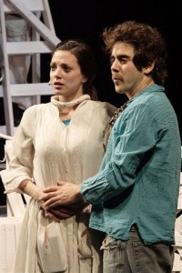Manuela Pal y Jorge Noya.
