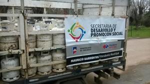 Garrafas para Todos en Chacabuco.