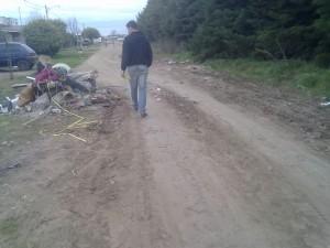 El Gen continúa caminando los barrios.