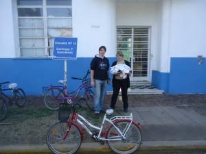 La Juventud GEN en el Frente Amplio Progresista Chacabuco en la Escuela de Castilla.