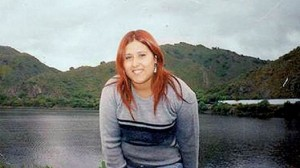 Gisela Nieto, la víctima.