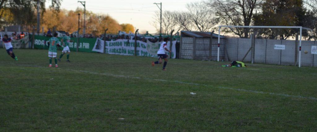 11/6/17- San Lorenzo de Rawson cayó de local por 4 goles a 1 ante el conjunto de San Martín de Chacabuco. Noticia en desarrollo.