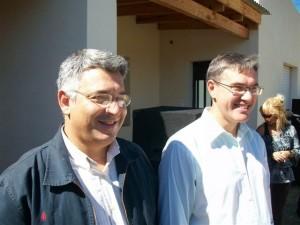 Mauricio Barrientos, el elegido para ser el nuevo intendente de Chacabuco desde el 10 de diciembre y lo sucederá a Darío Golía que ocupara una banca como diputado provincial.