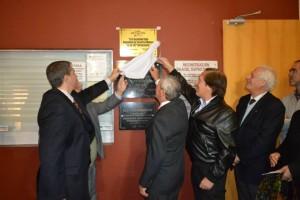 Golía en los festejos de los 142 años de la Sociedad Italo-Argentina de Socorros Mutuos de Chacabuco.