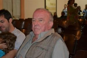 Osmar Granados, ex intendente de Chacabuco.