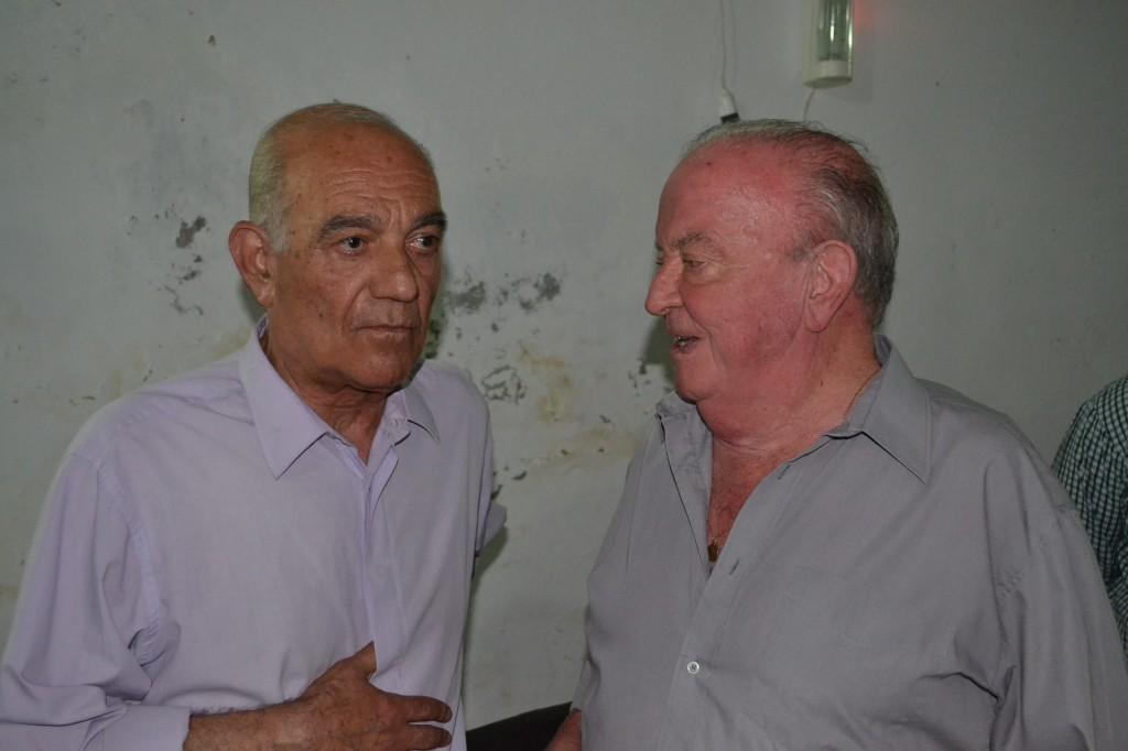 Mac Donnel y Granados.