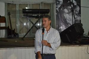 Diputado Provincial, Darío Golía