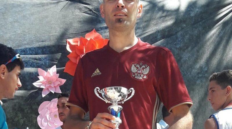 El atleta local, Guillermo Talento será de la partida.