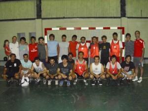 Torneo de Verano de Handball.