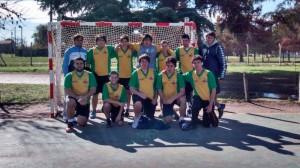 Escuela Municipal de Handball.