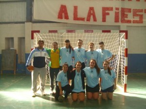 Nueva fecha de la ASAMBAL de Handball.
