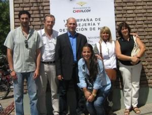 Más de 500 personas se realizaron test de HIV gratuitos en la localidad de Chivilcoy
