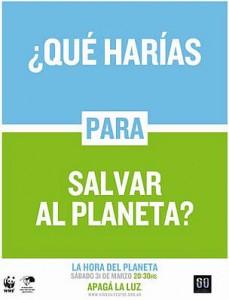 Es organizado por la Fundación Vida Silvestre.