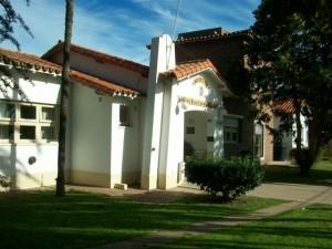 Hospital de Rawson.