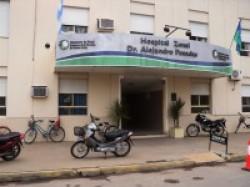 Hospital Dr. Posadas de Saladillo.
