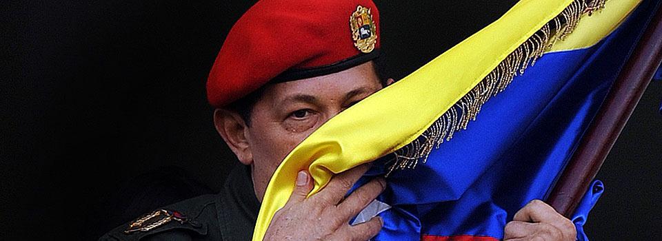 Falleció Hugo Chávez.