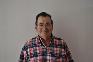Hugo Pérez, actual Presidente de la Institución.