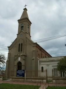 Imagen de la Parroquia Inmaculada Concepción de Rawson.