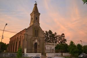 Iglesia Inmaculada Concepción de Rawson.