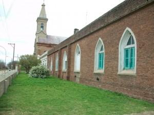 La Iglesia Inmaculada Concepción recibirá un subsidio.