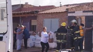 Un hombre muere en un incendio en Chivilcoy.