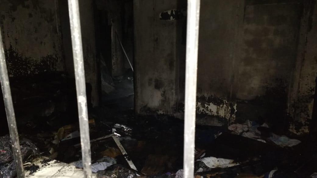 Una persona murió calcinada en Carmen de Areco, tras el incendio de su vivienda