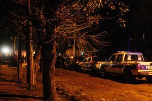 Las víctimas fueron halladas en el fondo de una casa de Hudson.