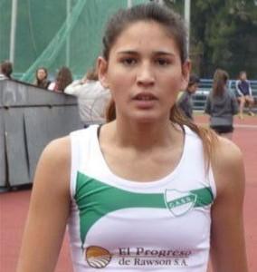 Irina Rodríguez de Argentina.