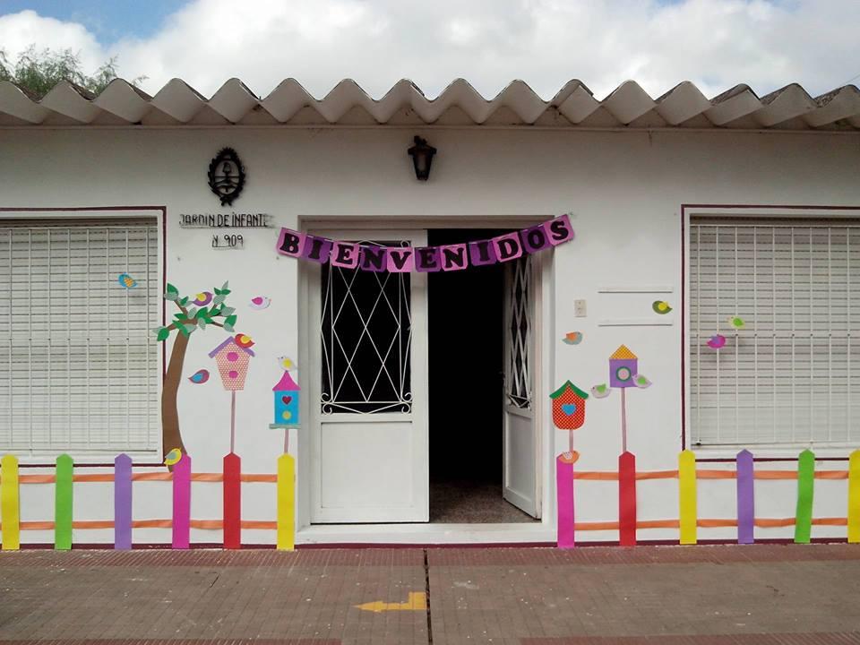 Jardín de Infantes N°909