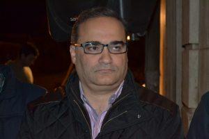Javier Estévez.