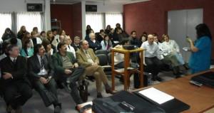 Primera jornada regional de enfermedades oncológicas en el hospital Piñeyro de Junín.