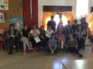 Jornada de salud en Castilla