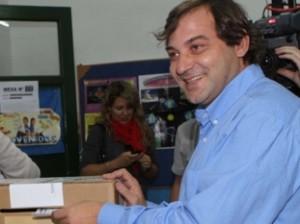 Juan Jure consiguió la reeleccón .