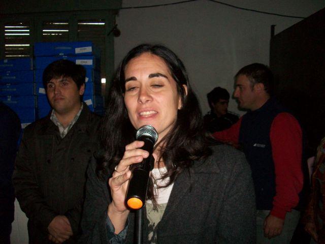 Secretaria de Cultura y Educación de la Municipalidad de Chacabuco Julieta Pederzolli