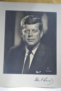 La foto que contenía la carta.