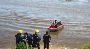 e ahogó una persona en el Río Salado y hay otra desaparecida.