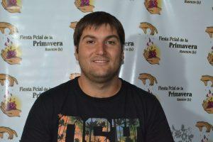 Laureano Papini, presidente de la comisión organizadora de la fiesta.