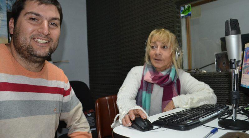 Laureano Papini y Mónica del Castillo